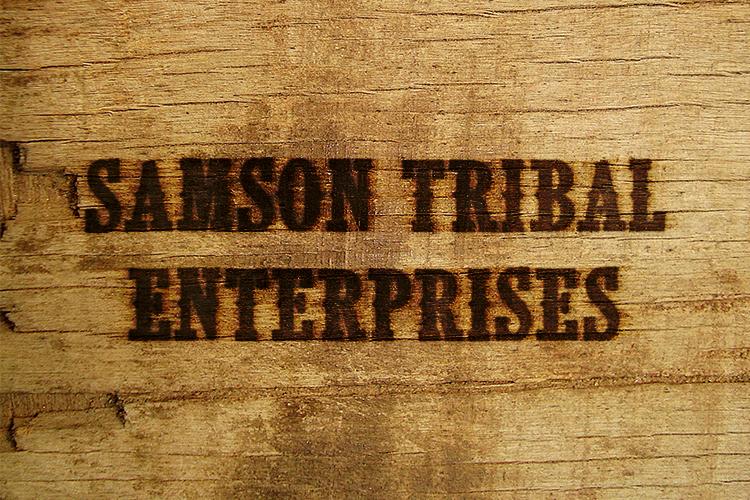 Divisions Samson Tribal Enterprises